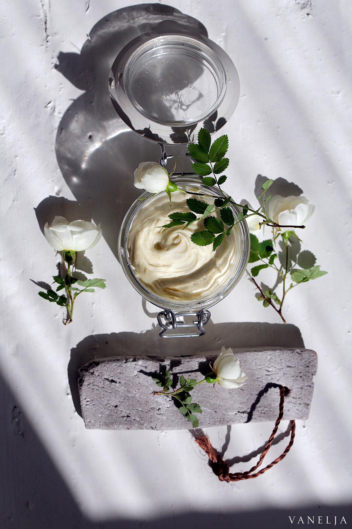 Wild Rose Foot Cream