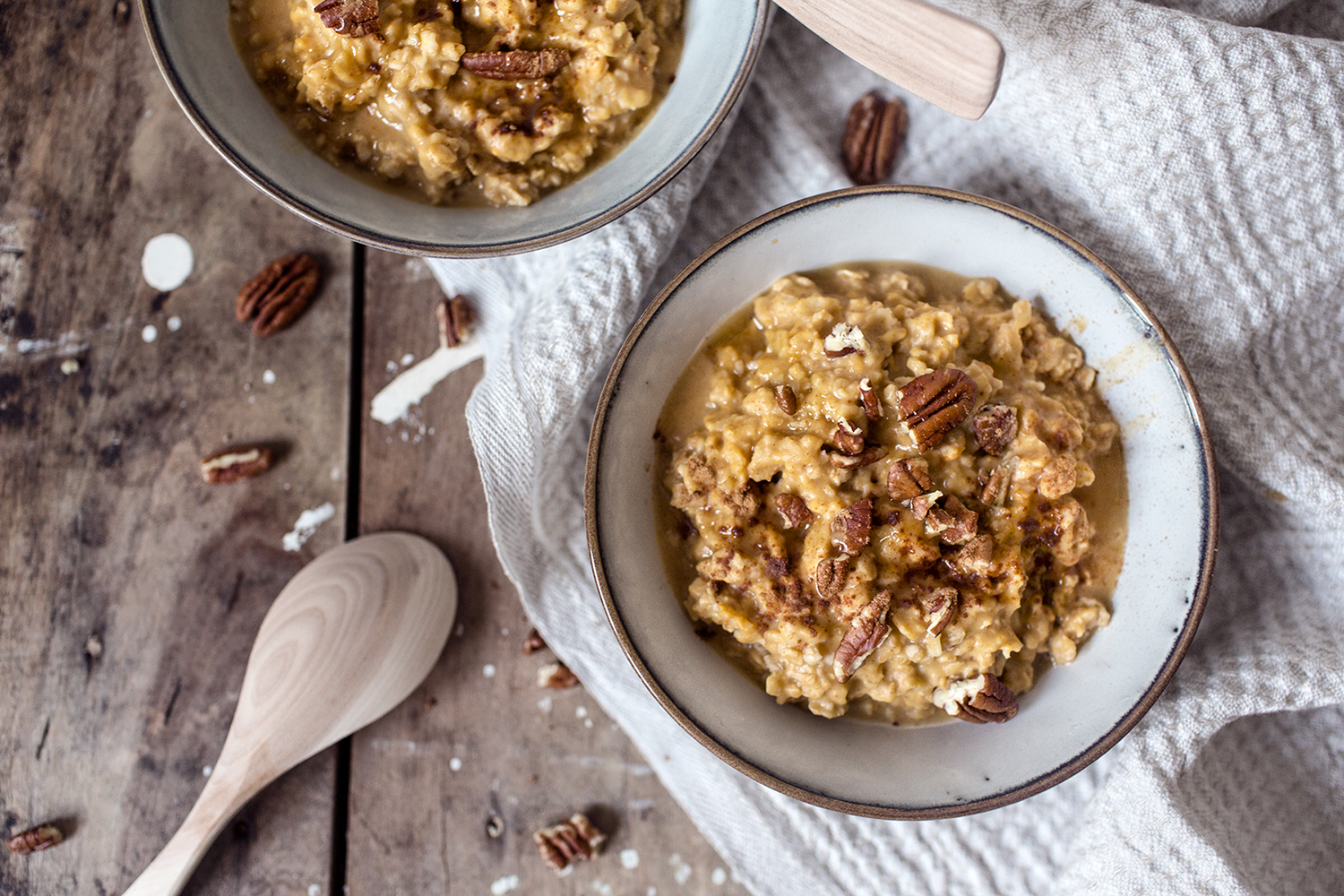 Sweet Potato Oat Porridge