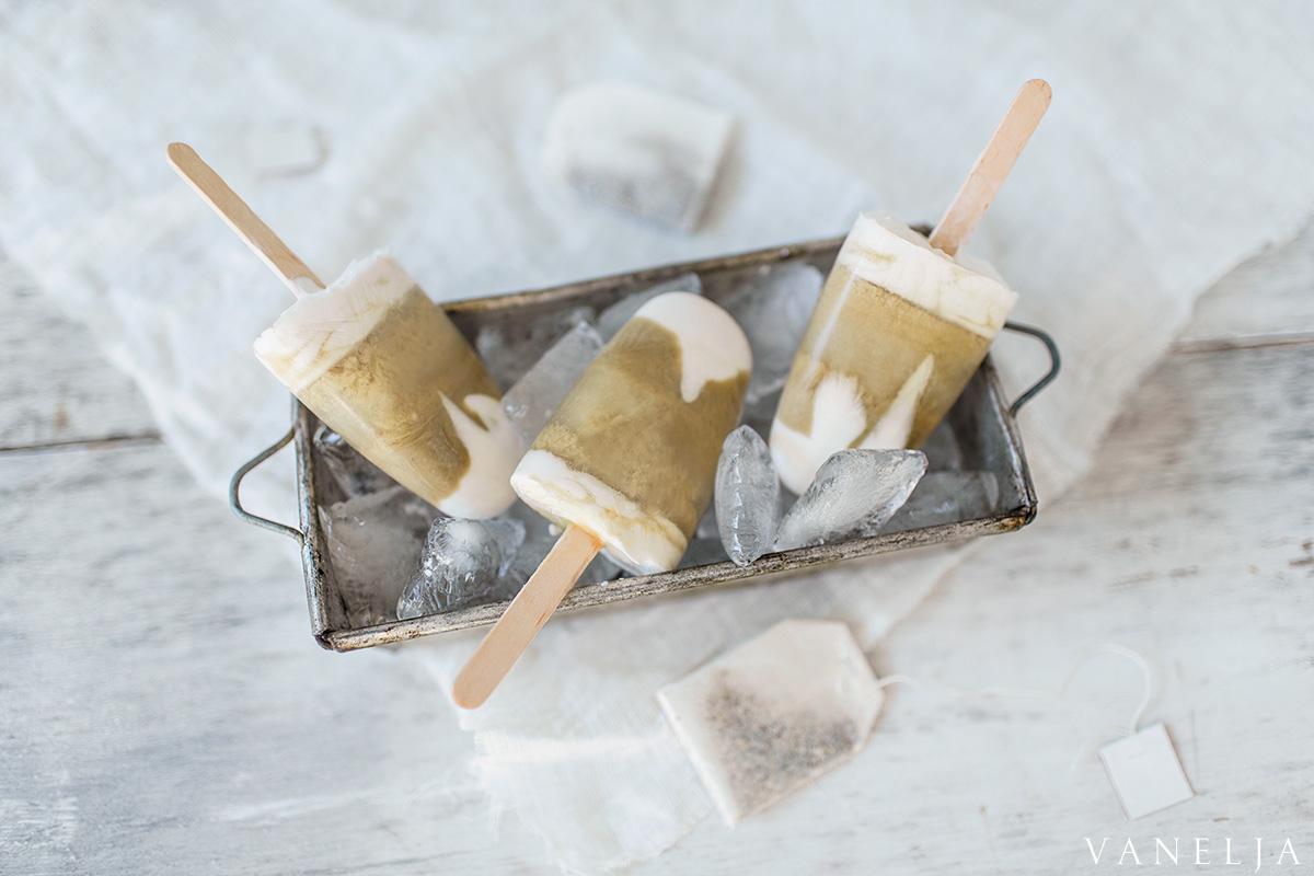 Chai Tea Ice Pops