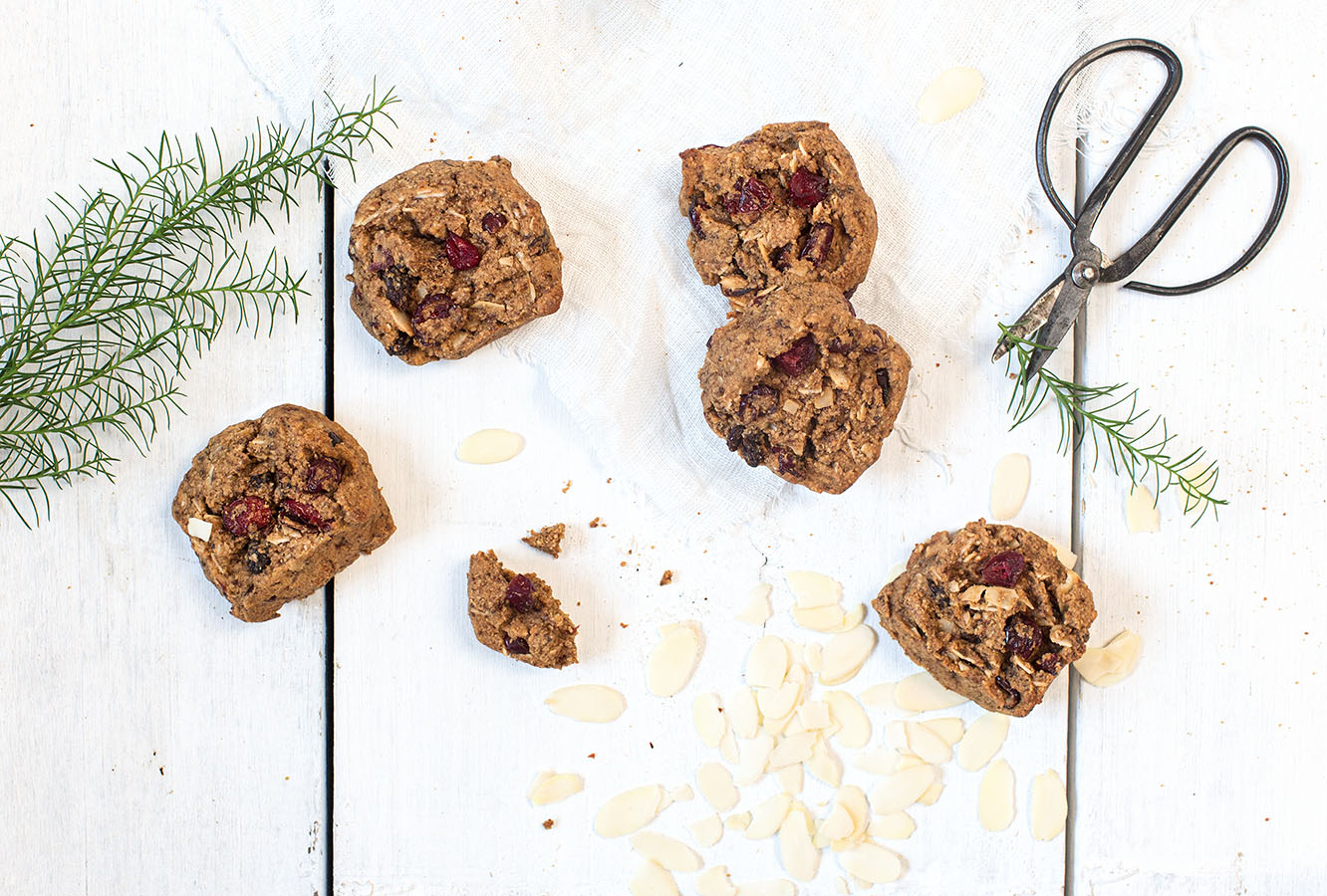 Cranberry Cinnamon Cookies