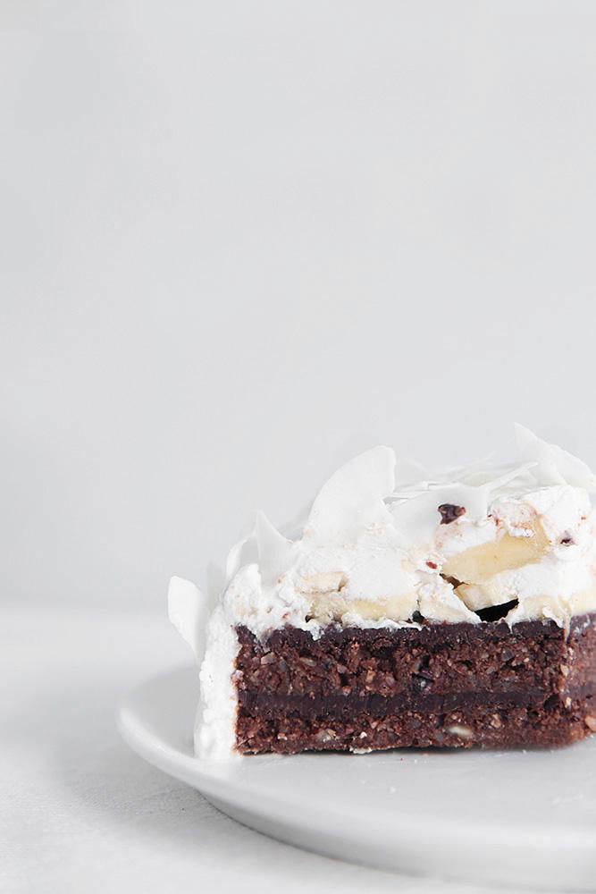 Suklainen kookoskermakakku