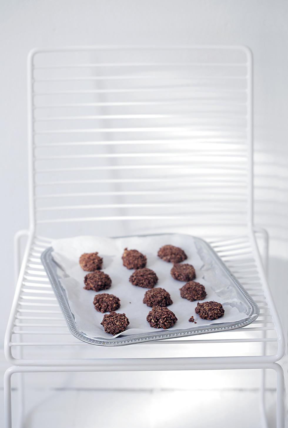 Coco choco cookies
